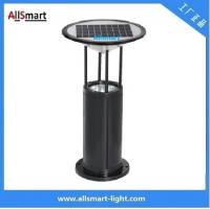 Aluminum Alloy H60cm Garden Bollard Light Solar For Garden/Park Solar Lighting Manufactures