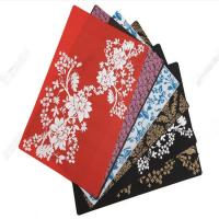 European large style silicone dining table mat Manufactures