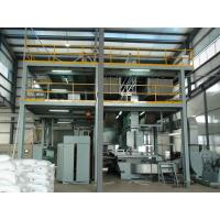 Buy cheap Pp Non Woven Fabric Making Machine from wholesalers
