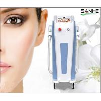 super hair removal vertical ipl elight shr machine with two handles Manufactures