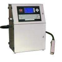 Batch Number Expiration Date Bottle Inkjet Printing Machine High Speed And Efficient Manufactures