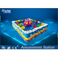 Adorable Appearance Fishing Games For Kids 14 Player Support Fiber Glass Material Manufactures