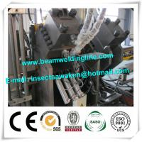Quality Industrial H Beam Production Line Metal Punching Machine For Sheet Metal Hole for sale