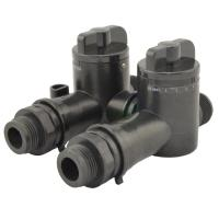 "Runxin F70B Bypass Valve 3/4""M Water Treatment Parts for Runxin F65/F69 Valve Manufactures"