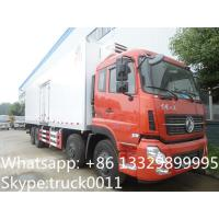 Quality hot sale high quality and competitive price refrigerator truck, 1tons-40tons best price freezer van truck for sale for sale