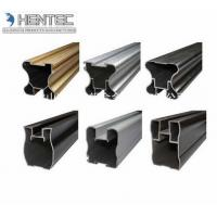 Steel Polished Aluminum Alloy Window Extrusion Profiles With Fininished Machining Manufactures