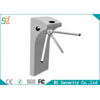 Automatic Tripod Turnstile Gate,Passgates Turnstar with ZK Access Control System Manufactures