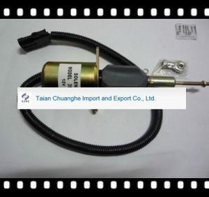 Cummins,3932545,12V Fuel shutdown,stop solenoid valve 24V,3932546 Manufactures