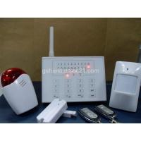 LED Touch Keypad Wireless Intelligent GSM Alarm System Manufactures