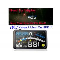 High Compatibility Auto Trip Computer , 4e HUD Automotive Heads Up Display Manufactures