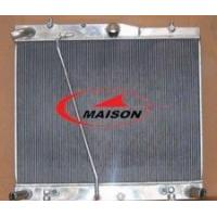 China High performance aluminum radiator for nissan skyline r32 r33 r34 sr20det 180sx rb25 rb26 on sale