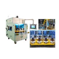 Buy cheap Reliable Stator Winding Machine , Automatic Coil Winder Eight Working Stations from wholesalers