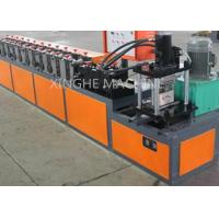 Buy cheap Automatic Hydraulic Galvanized Cold Steel Shop Slat Roller Shutter Door Roll Forming Machine from wholesalers