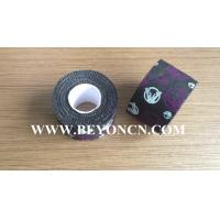 Black Self Adhesive Athletic Tape Sticky Fix Hot Cold Packs In Position Manufactures