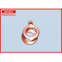 8980659920 ISUZU Best Value Parts Leak Off Pipe Gasket For FSR 6HH1 High Precision Manufactures
