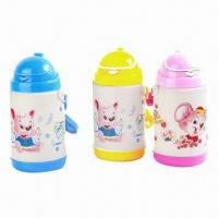 Water Bottles, Made of Plastic, BPA-free, Suitable for Promotional and Gift Purposes Manufactures
