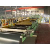 380V / 3 Phase ISO PU Sandwich Panel Machine for Insulation Wall Panels Manufactures