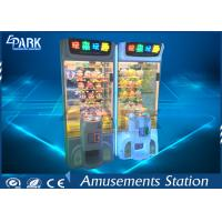 Electronic Crane Game Machine For Kids Life Time Technology Support Manufactures