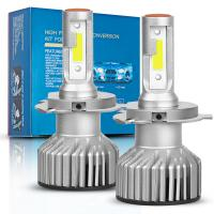 China 12v - 32v H4 Led Headlight Bulb , High Power Automotive Led Headlight Bulbs on sale