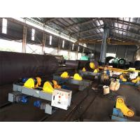 Hydraulic Welding Turning Rolls Wind Tower Production Line 20 Ton 3m Diameter Manufactures