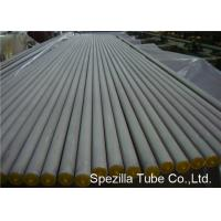 China ASTM A213 Round Seamless Stainless Steel Tube TP316/316L Bright Annealed on sale
