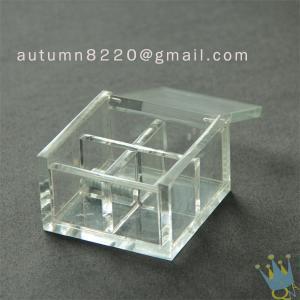 BO (3) acrylic boxes wholesale Manufactures