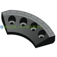 Side Scrapper Tbm Scrapper Tbm Tunneling Q345 42crmo Material Blue Color Manufactures