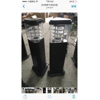 IP44 10 Lumens Jumbo Lawn Solar Bollard Lights Quick Installation Manufactures