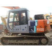 Hitachi Long Reach Japanese Used Excavator 90% UC Year 1994 3 Years Guarantee Manufactures