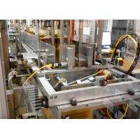 Automated Carton Box Case Packer Machine with Continuous Flat Carton Supply Manufactures