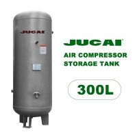 Buy cheap Corrosion Resistant Air Compressor Holding Tank 300L 8BAR from wholesalers