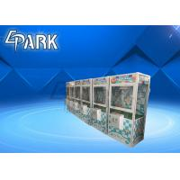 Prize Claw Crane Game Machine , Coin Operated Gift Vending Machine Manufactures