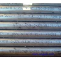Alloy UNS N10276 Hastelloy C Pipe , B574 / B575 / B619 / B622 Hastelloy C 276 Tube Manufactures