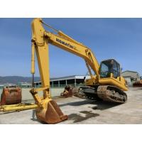 20 Ton Second Hand Komatsu Excavator PC200 - 8 With 0.9m3 Bucket Capacity Manufactures