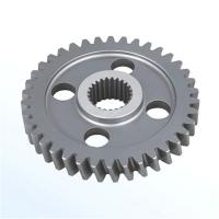 High Precision Mechanical Gear Parts Hardened Eccentric Gear Compressor Manufactures