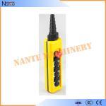 IP65 Push Button Crane / Hoist Pendant Control AC400V / DC230V IEC 60947-5-1 Manufactures