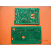 FR4 1.6mm Rigid Printed Circuit Boards One Layer PCB For Computers Manufactures