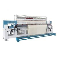 High quality computerized quilting embroidery machine Manufactures