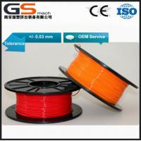 China High quality abs pla nice colors 3d printing Filament roll on sale