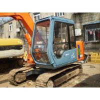 6 TON Komatsu Ex60-3 Used Crawler Excavator Year 1996 Full Cabin With A/C Manufactures