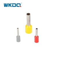 VE2508 2.5mm² Assortment Wire End Ferrules Copper Crimp Connector Insulated Cord Terminal Manufactures