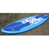 Professional Marine Soft Top Surfboard , 2.62 Inflatable Paddle Board Manufactures