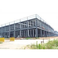 Easy Install Steel Structure Construction Insulated Prefab Warehouse Shed Manufactures