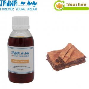 Wholesale Arabic Tobacco Flavor Juice Concentrate For E-Cigarette Manufactures