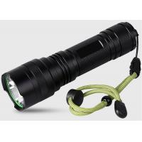 Super Bright Outdoor CREE LED Torch Flashlight for Moutain Bike Cycling Manufactures