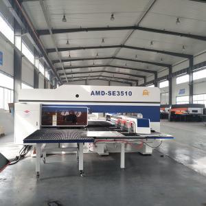 Hydraulic Integral 20kw CNC 600hpm Servo Punch Press Manufactures