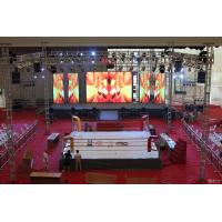 P5 Indoor Stage Hanging Installation Rental Die Casting Cabinet LED Display Screen Synchronize Control Manufactures