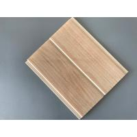 Pvc Resign Material Pvc Cladding Bathroom Wall Panels 5.8m / 5.95m Length Manufactures