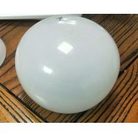 PC Polypropylene Blow Molding / Dome Lampshade Plastic Blow Moulding Products Manufactures