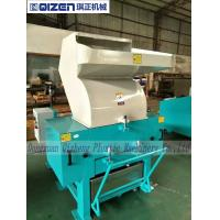 Movable Plastic Crushing Machine , Recycled PE PP PVC Grinder Machine Manufactures